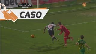 Boavista FC, Caso, Erivelto aos 77'