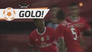GOLO! SL Benfica, Carrillo aos 70', CD Nacional 1-2 SL Benfica