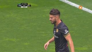 FC P.Ferreira, Jogada, Ricardo Valente aos 14'