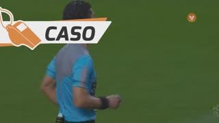 SL Benfica, Caso, Gonçalo Guedes aos 48'