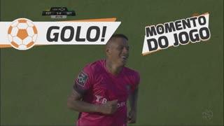 GOLO! Estoril Praia, Carlinhos aos 41', Estoril Praia 2-0 Vitória FC