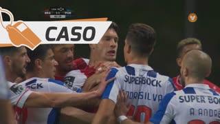 FC Porto, Caso, Maxi Pereira aos 81'