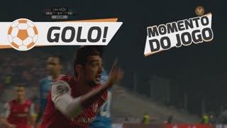 GOLO! SC Braga, Hassan aos 22', SC Braga 2-1 CD Feirense