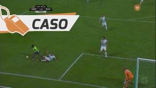 Rio Ave FC, Caso, Kizito aos 75'