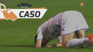 CD Feirense, Caso, Luís Aurélio aos 61'