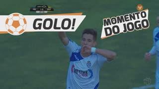 GOLO! CD Feirense, Platiny aos 28', CD Feirense 1-0 Estoril Praia