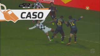 Boavista FC, Caso, I. Bulos aos 65'