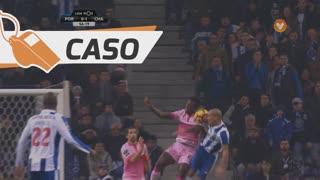 FC Porto, Caso, Maxi Pereira aos 55'