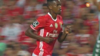 SL Benfica, Jogada, Nélson Semedo aos 14'