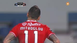 SL Benfica, Jogada, K. Mitroglou aos 32'