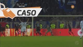 FC Porto, Caso, Danilo Pereira aos 40'