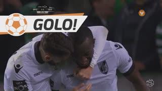 GOLO! Vitória SC, Marega aos 76', Sporting CP 1-1 Vitória SC