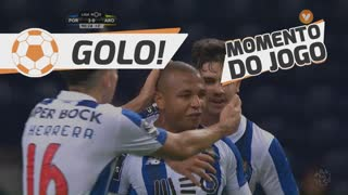 GOLO! FC Porto, Brahimi aos 90'+1', FC Porto 3-0 FC Arouca