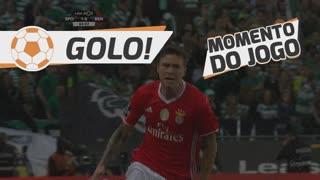 GOLO! SL Benfica, V. Lindelöf aos 66', Sporting CP 1-1 SL Benfica