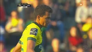 FC P.Ferreira, Jogada, Mateus Silva aos 33'