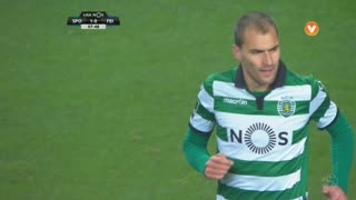 Sporting CP, Jogada, Gelson Martins aos 8'
