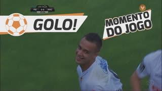 GOLO! CD Nacional, O. Hamzaoui aos 29', CD Feirense 0-1 CD Nacional
