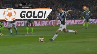 GOLO! Boavista FC, Fábio Espinho aos 27', Boavista FC 1-0 Vitória FC