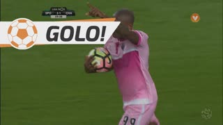 GOLO! GD Chaves, William aos 60', Sporting CP 3-1 GD Chaves