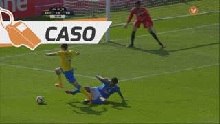 FC Arouca, Caso, Artur aos 35'