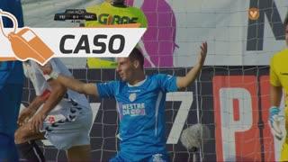 CD Feirense, Caso, Machado aos 48'