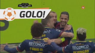 GOLO! GD Chaves, Bressan aos 8', GD Chaves 1-0 FC Arouca