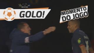 GOLO! Os Belenenses, Maurides aos 57', FC Arouca 1-2 Os Belenenses
