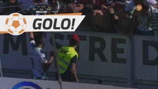 GOLO! Moreirense FC, Roberto aos 12', CD Feirense 0-1 Moreirense FC