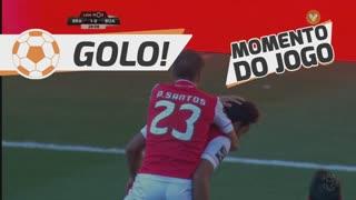 GOLO! SC Braga, Hassan aos 29', SC Braga 1-0 Boavista FC
