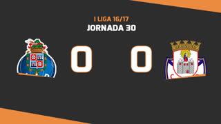 I Liga (30ªJ): Resumo FC Porto 0-0 CD Feirense