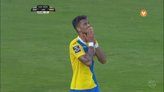 FC Arouca, Jogada, Jubal aos 90'+1'