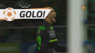 GOLO! Sporting CP, Bas Dost aos 71', CD Tondela 1-3 Sporting CP