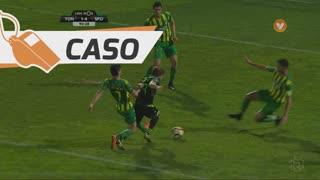 Sporting CP, Caso, Geraldes aos 90'+1'