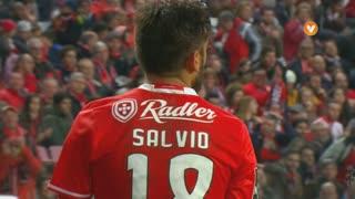 SL Benfica, Jogada, Salvio aos 82'