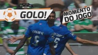 GOLO! Os Belenenses, Dinis Almeida aos 84', Sporting CP 1-2 Os Belenenses
