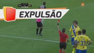 FC Arouca, Expulsão, Rui Sacramento aos 90'+3'