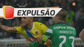 FC Arouca, Expulsão, Vitor aos 49'