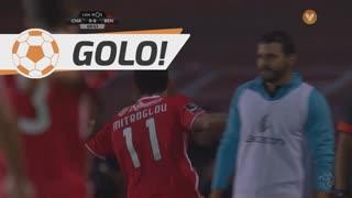 GOLO! SL Benfica, K. Mitroglou aos 69', GD Chaves 0-1 SL Benfica
