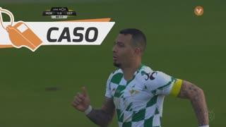 Moreirense FC, Caso, Nildo Petrolina aos 80'