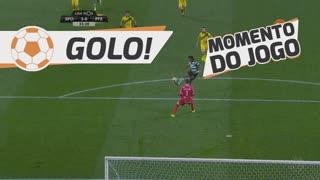 GOLO! Sporting CP, Gelson Martins aos 35', Sporting CP 3-0 FC P.Ferreira