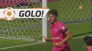 GOLO! Estoril Praia, Kléber aos 10', Belenenses SAD 0-1 Estoril Praia