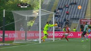 SC Braga, Jogada, Marcelo Goiano aos 59'