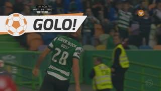 GOLO! Sporting CP, Bas Dost aos 34', Sporting CP 2-0 CD Nacional