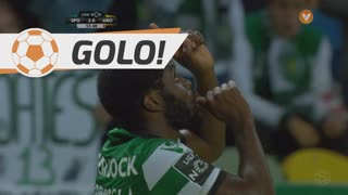 GOLO! Sporting CP, Joel Campbell aos 55', Sporting CP 2-0 FC Arouca