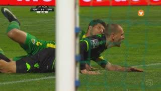Sporting CP, Jogada, Bas Dost aos 51'