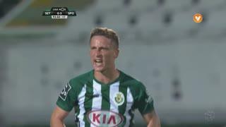 Vitória FC, Jogada, Nuno Santos aos 90'+3'