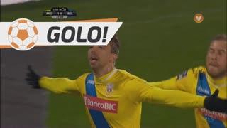 GOLO! FC Arouca, Tomané aos 38', FC Arouca 1-0 Belenenses