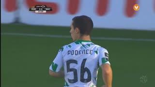 Moreirense FC, Jogada, Daniel Podence aos 1'