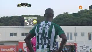 Vitória FC, Jogada, Edinho aos 80'