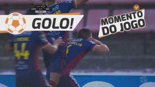 GOLO! GD Chaves, Rodrigo Battaglia aos 83', GD Chaves 2-1 Belenenses